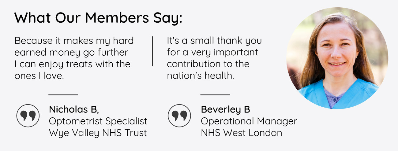 Health Service Discounts Nhs Staff Benefits Over 2m Members